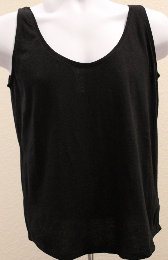 PFC traditional tank black back