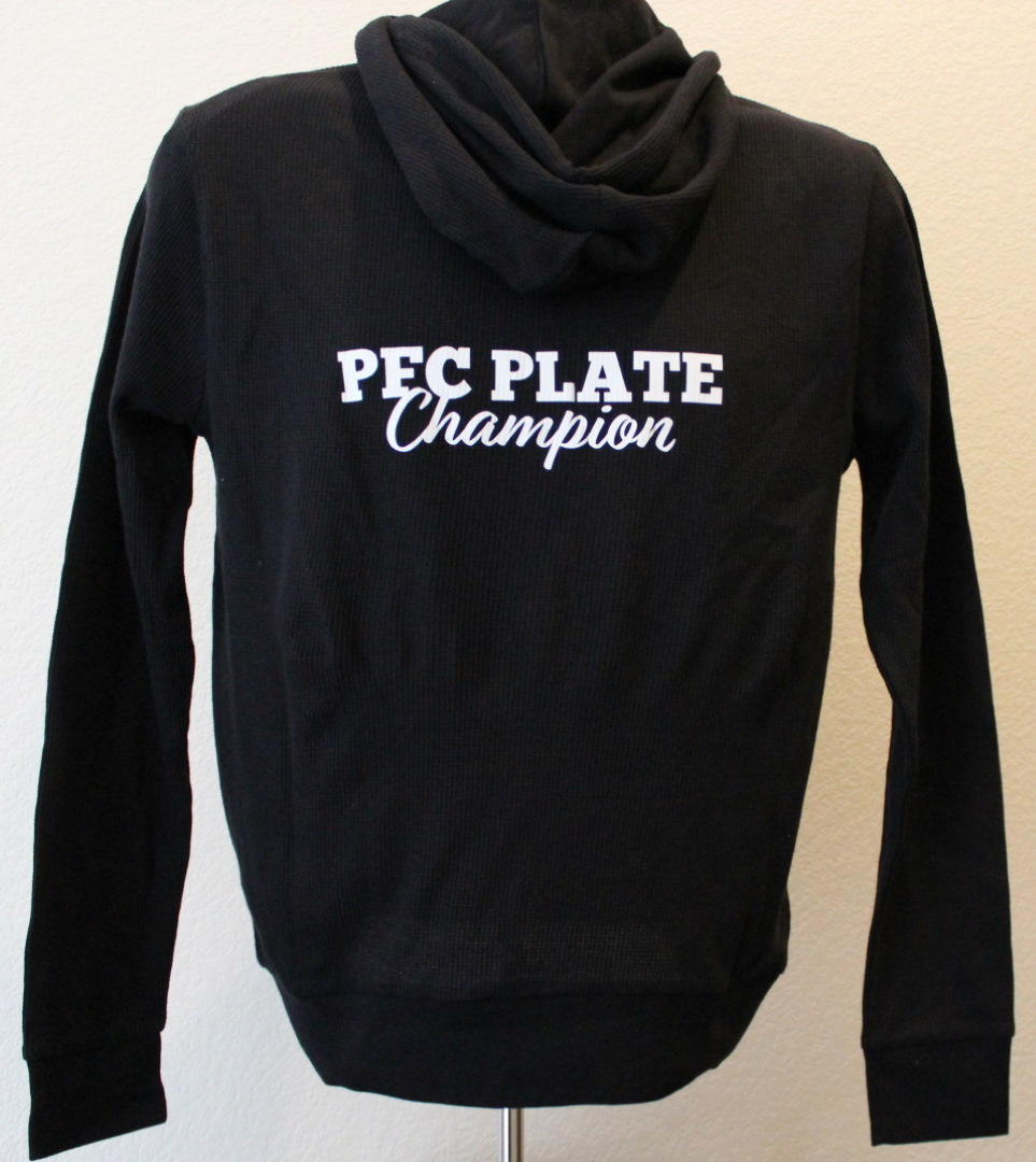 pfc champion hoodie, pfc every 3 clothing